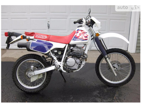Honda XR 1995
