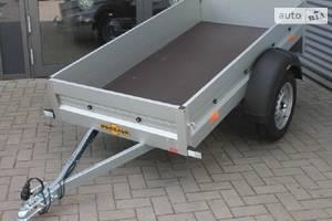 Humbaur startrailer 1-е поколение Причеп