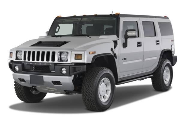 Hummer H2 I поколение (рестайлинг) Внедорожник