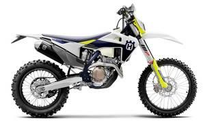 Husqvarna fe 2-е поколение Мотоцикл