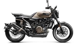 Husqvarna svartpilen 2-е поколение Мотоцикл