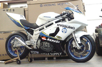 Hyosung GT 2009