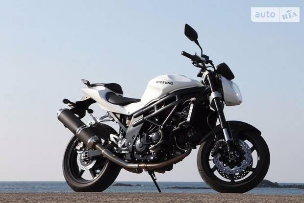 Hyosung GT 5 поколение Мотоцикл