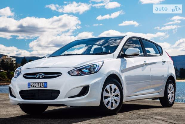 Hyundai Accent RB Хэтчбек