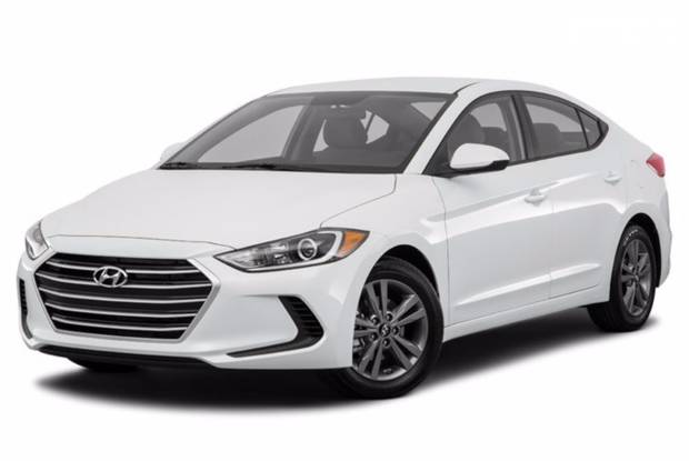 Hyundai Elantra AD Седан