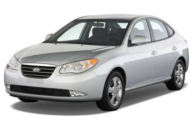 Hyundai Elantra HD Седан