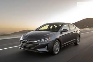 Hyundai elantra 6 поколение (рестайлинг) Седан