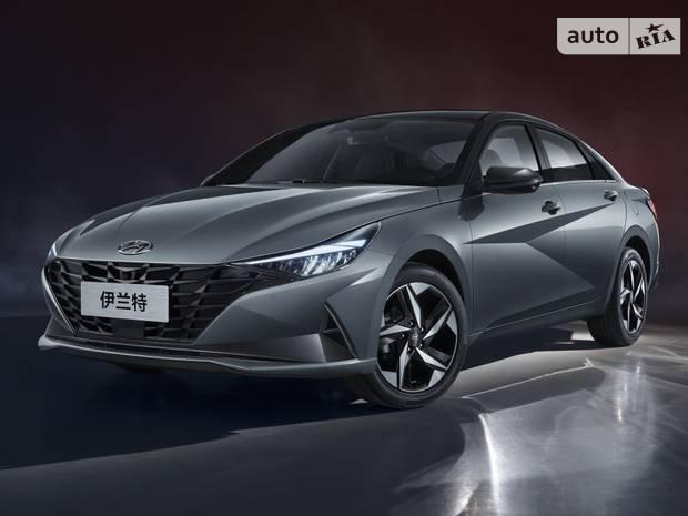 Hyundai Elantra 7-е поколение Седан