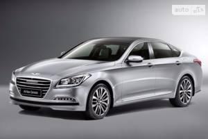 Hyundai genesis II покоління Седан