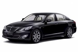 Hyundai genesis I покоління, 1 рестайлінг Седан