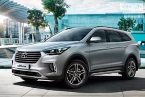 Hyundai grand-santa-fe I покоління, 1 рестайлінг Кроссовер