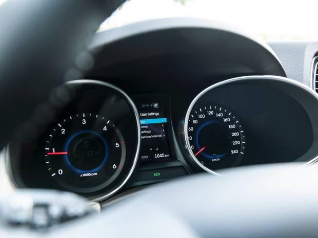 Hyundai Grand Santa Fe I покоління Кроссовер
