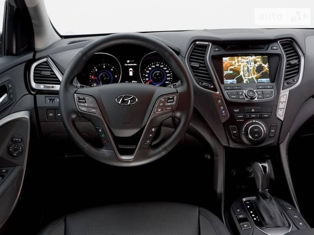 Hyundai Grand Santa Fe I покоління Кросовер