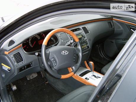 Hyundai Grandeur 2015