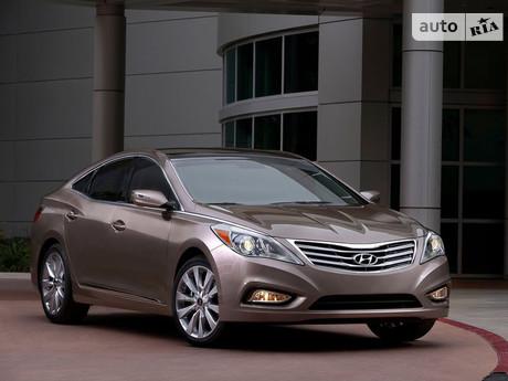 Hyundai Grandeur 2009