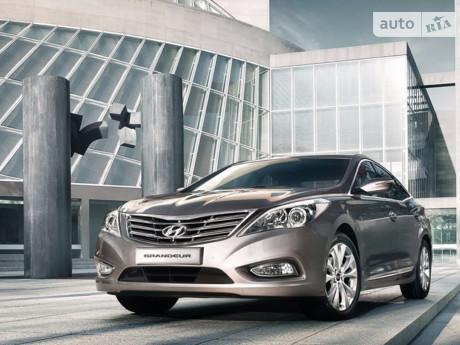 Hyundai Grandeur 2007