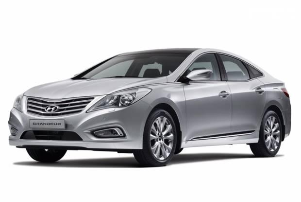 Hyundai Grandeur HG Седан
