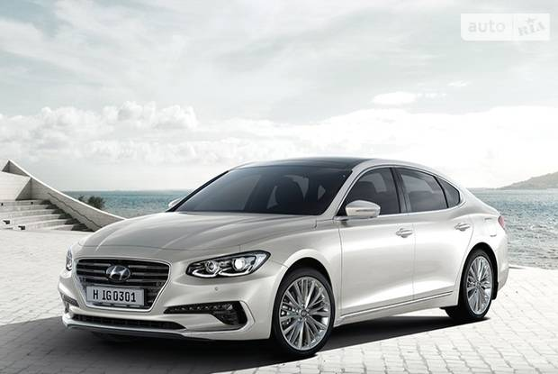 Hyundai Grandeur IG Седан
