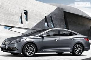 Hyundai grandeur HG рестайлінг Седан