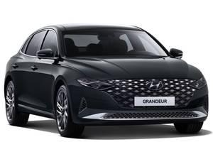 Hyundai grandeur IG рестайлинг Седан