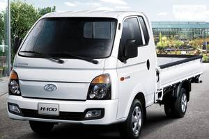 Hyundai h-100-gruz ІІІ поколение (рестайлинг) Борт