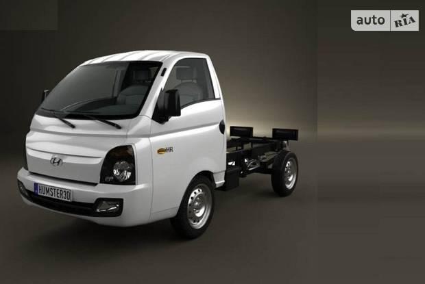 Hyundai H 100 груз. ІІІ поколение (рестайлинг) Шасси