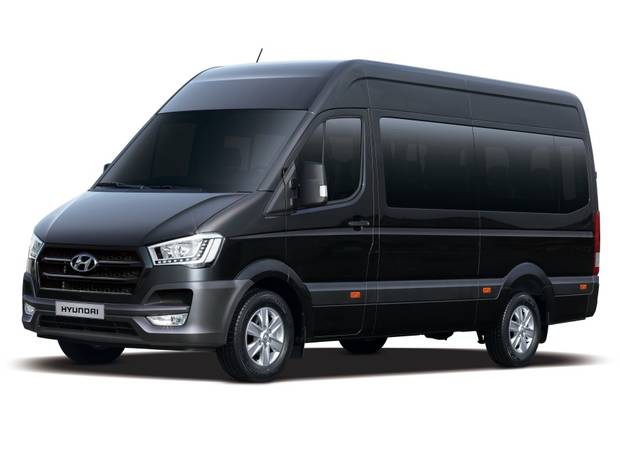Hyundai H 350 пасс. 1-е поколение Мікроавтобус