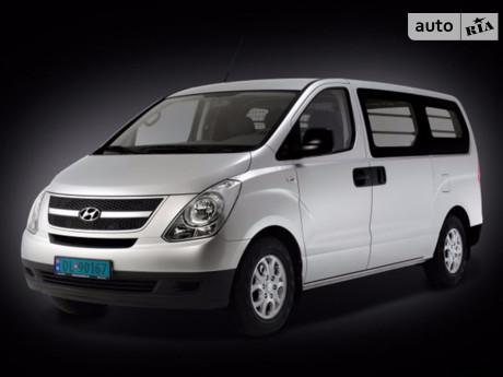 Hyundai H1 пасс. 2.5 CRDi АТ (170 л.с.) (8s) 2008