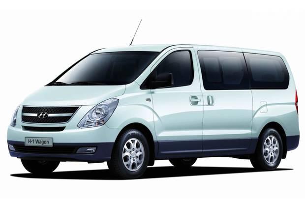 Hyundai H1 пасс. II покоління Мікроавтобус