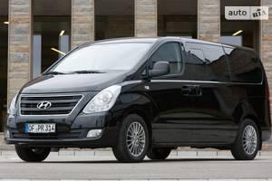 Hyundai h1-pass II поколение рестайлинг Микроавтобус