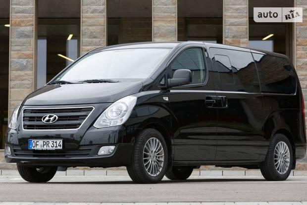 Hyundai H1 пасс. II поколение рестайлинг Мікроавтобус