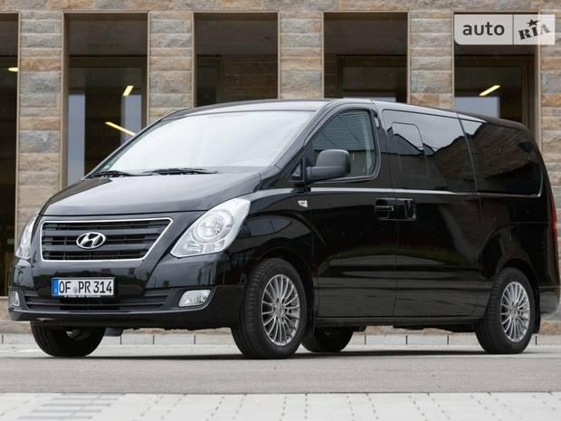 Hyundai H1 пасс. II поколение рестайлинг Микроавтобус