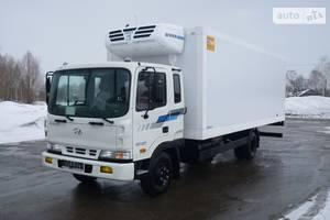 Hyundai hd-120 2 поколение Термический