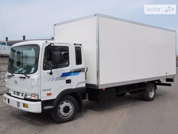 Hyundai HD 120 2 поколение Промтоварный