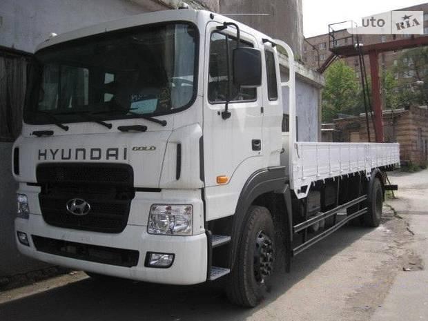 Hyundai HD 170 2 поколение Борт