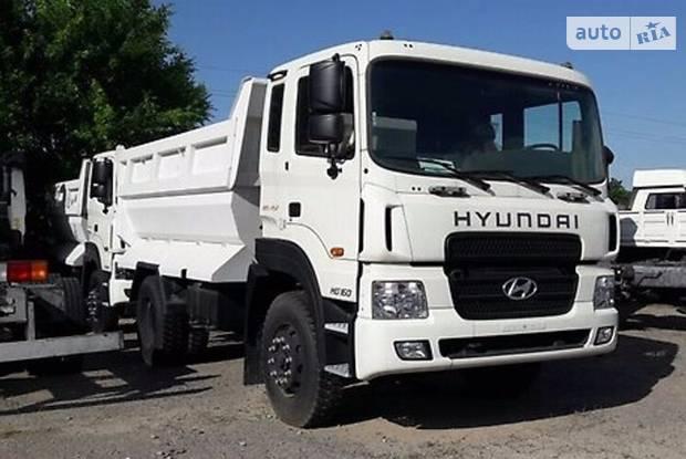 Hyundai HD 170 2 поколение Самосвал
