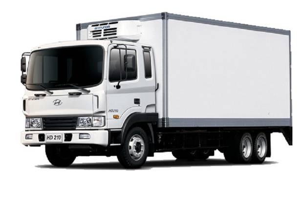 Hyundai HD 210 1 поколение Промтоварный