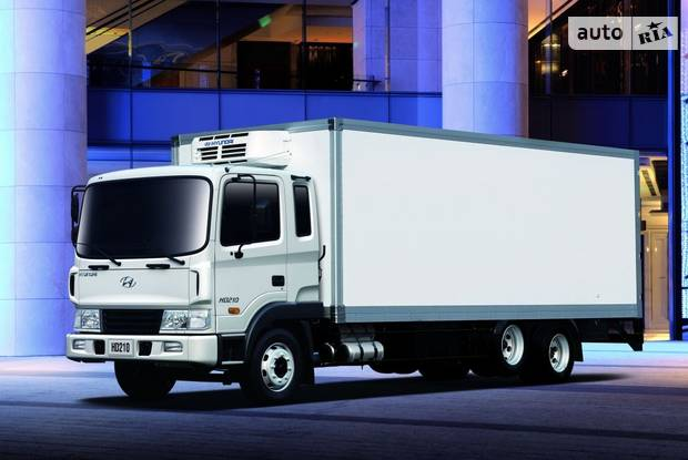 Hyundai HD 210 1 поколение Термічний