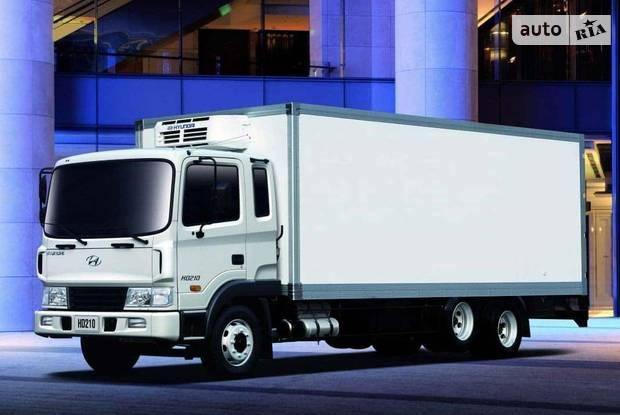 Hyundai HD 210 1 поколение Ізотермічний