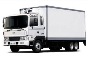 Hyundai hd-210 1 поколение Изотермический