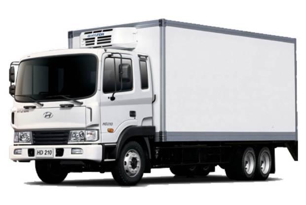 Hyundai HD 210 1 поколение Изотермический