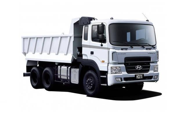 Hyundai HD 270 2-е поколение Самосвал