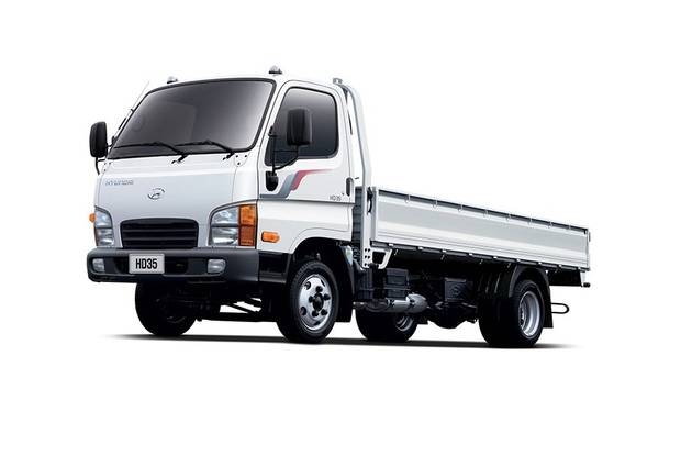 Hyundai HD 35