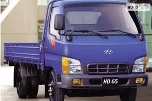Hyundai hd-65 1 поколение Борт