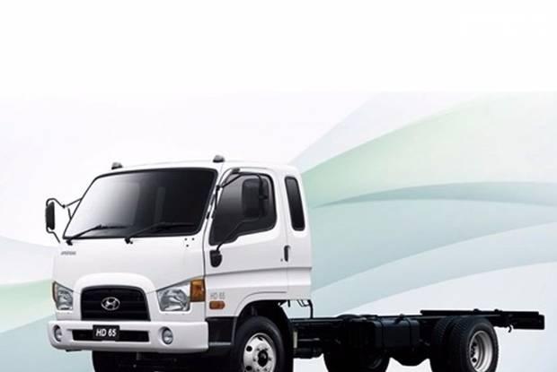 Hyundai HD 65 1 поколение Шасси