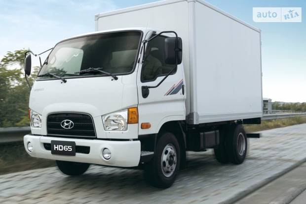 Hyundai HD 65 1 поколение Промтоварний