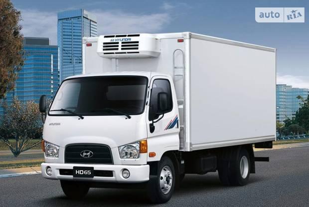 Hyundai HD 65 1 поколение Термический