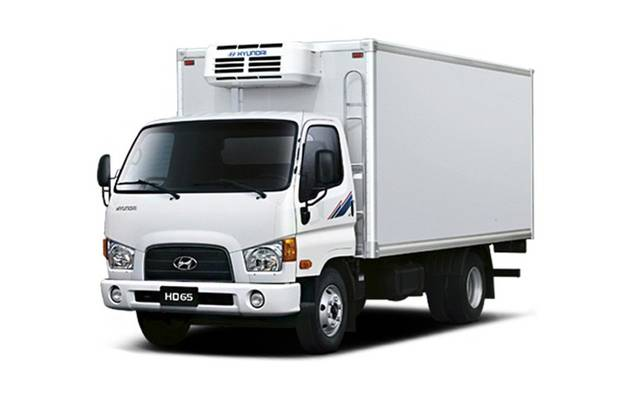 Hyundai HD 65 1 поколение Изотермический
