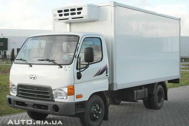 Hyundai HD 72 1 поколение Термічний