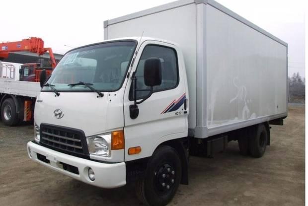 Hyundai HD 72 1 поколение Промтоварный